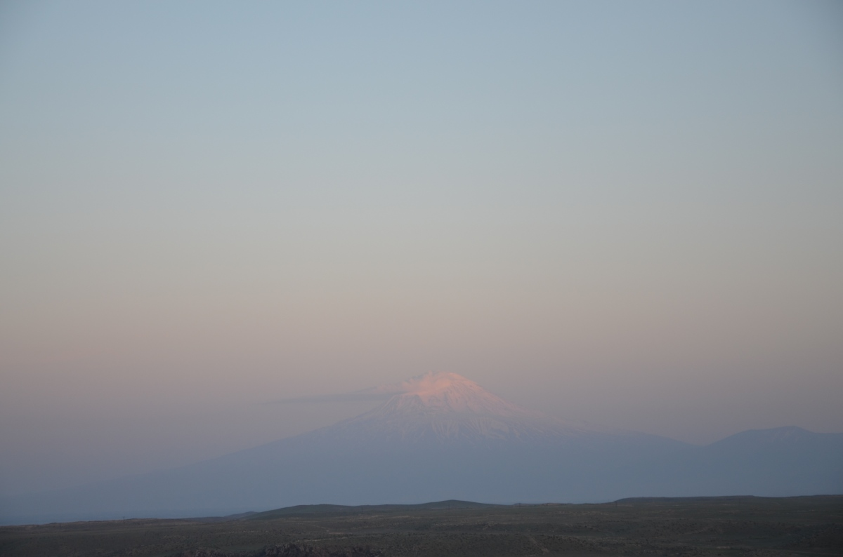 From Lake Van to Mount Ararat