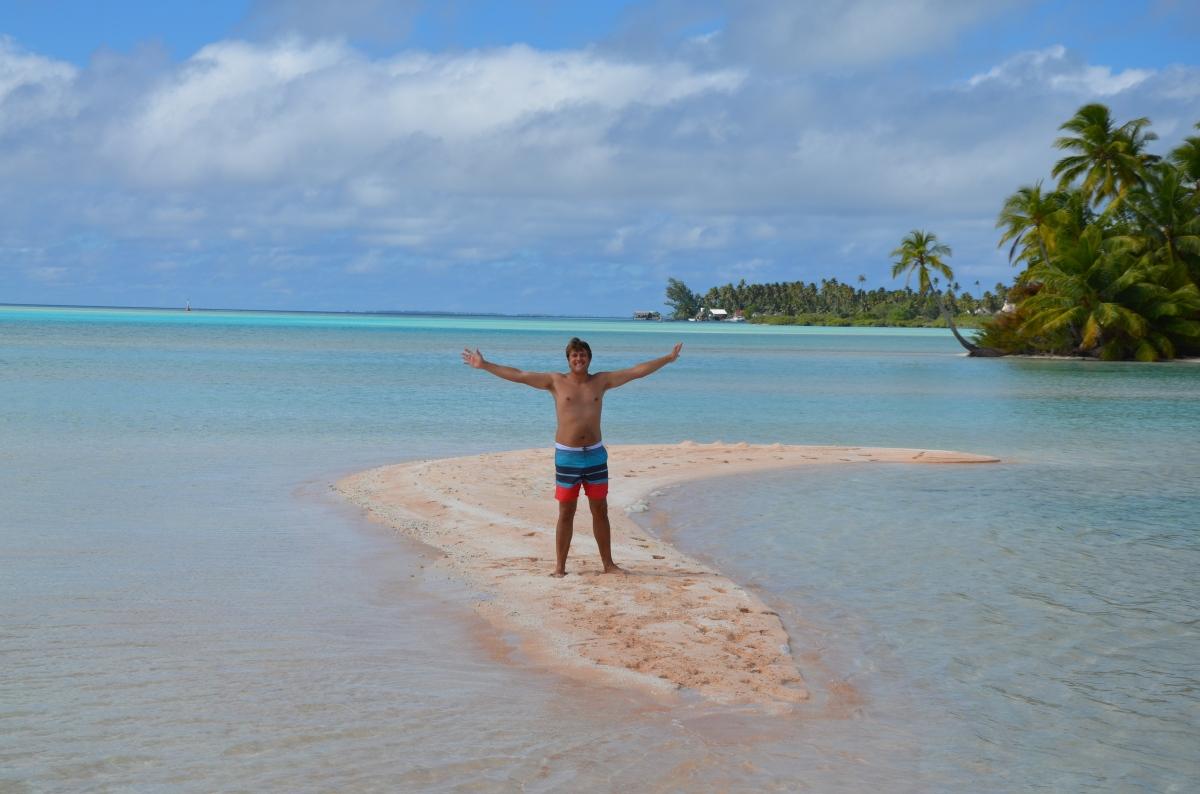The Polynesian atoll