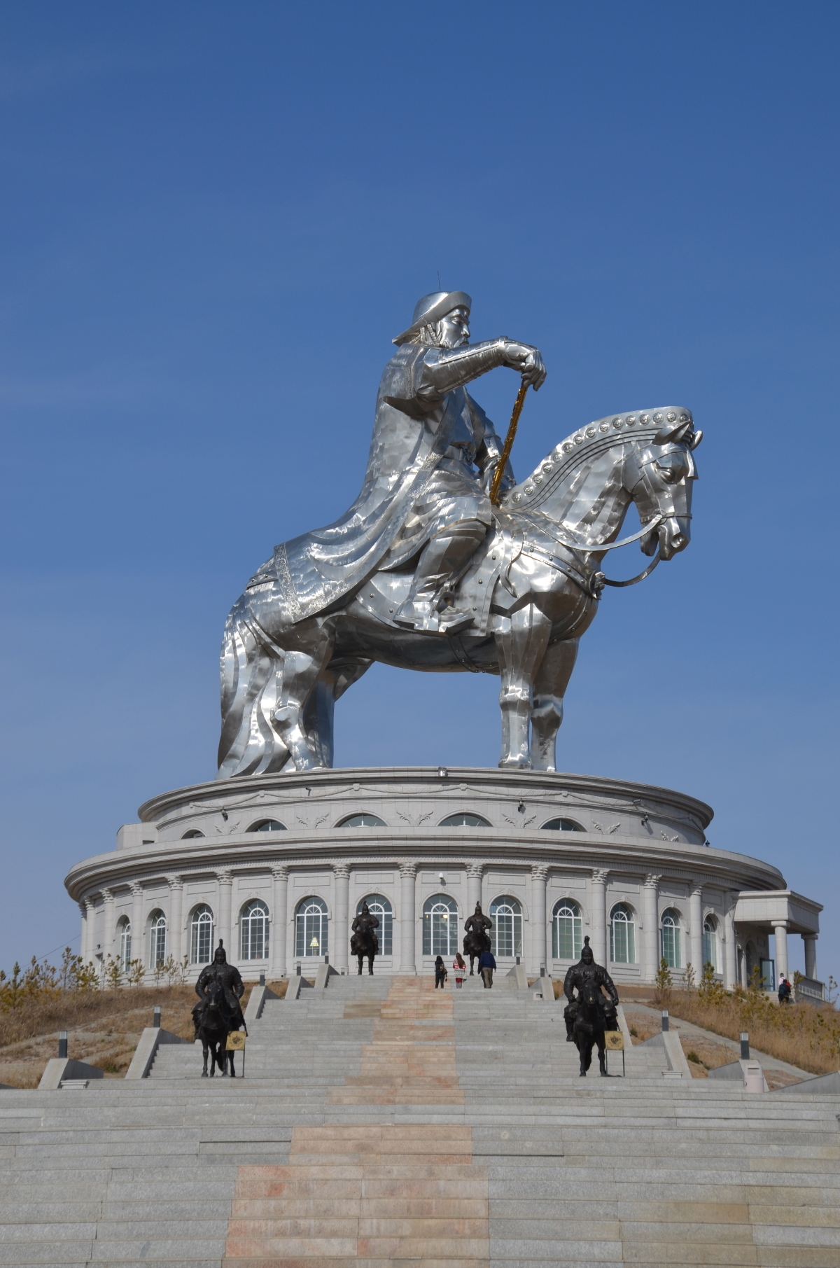 Into the MongolianSteppe